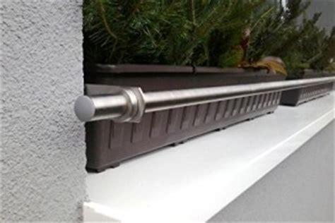 fensterbrett halterung blumenkastenhalterung fensterbank aus aluminium