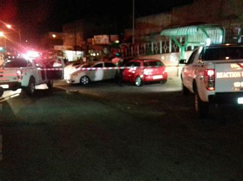 drive shoot verulam drive by shooting leaves one dead three injured