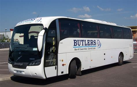 couch buses volvo b7r coach allaboutbuses