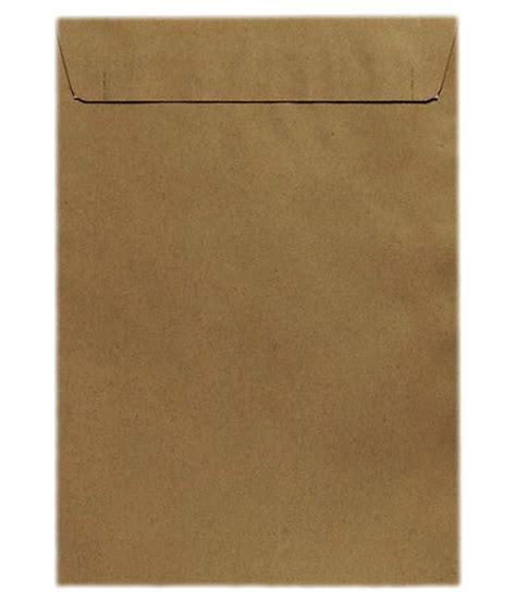 ayyappan envelopes a4 size brown envelope pack of 100