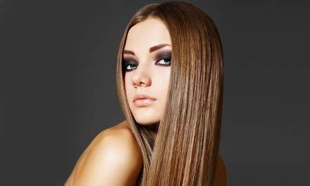 groupon haircut and colour london cut color and keratin peter david salon groupon