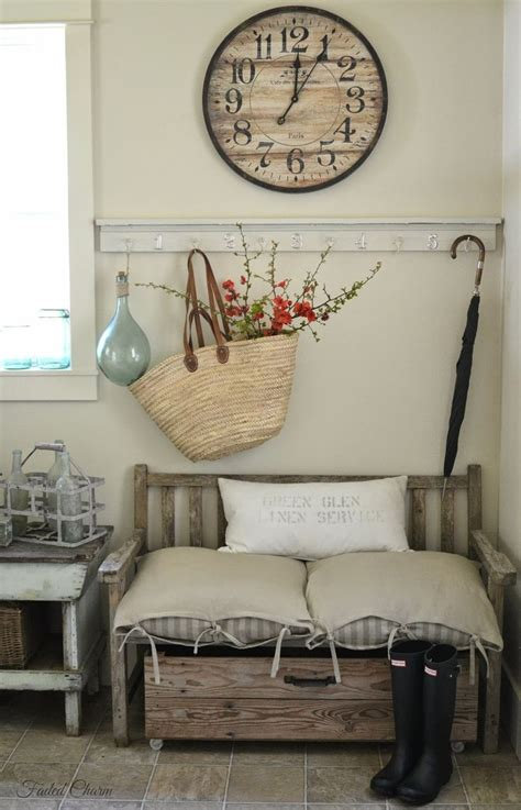 Country Foyer Decorating Ideas 17 Best Ideas About Country Entryway On Foyer