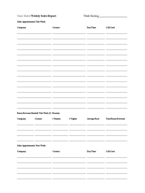 tomal 2 sle report sales report template 2 free templates in pdf word