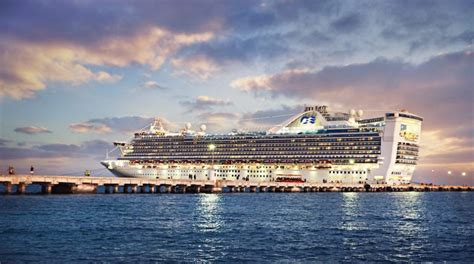 princess x cruises princess cruises to bring new caribbean program to st maarten