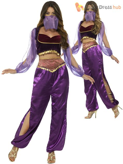 Arabian Costume arabian princess costume adults belly