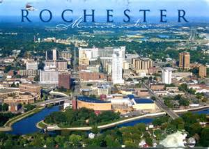 rochester minnesota remembering letters and postcards