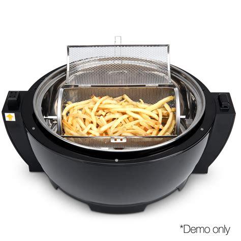Oxone Air Fryer 5 chef air fryer black afterpay zippay zipmoney