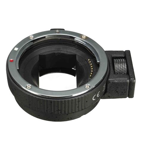 converter canon to sony auto focus adapter for canon eos ef mount lens to sony nex