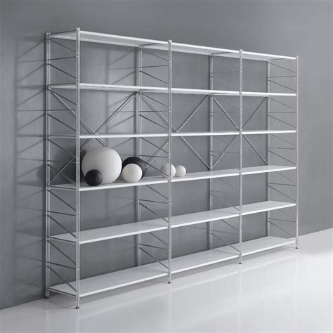 scaffali metallici componibili on line kalevi scaffale componibile metallo per ufficio 293 x 35 x
