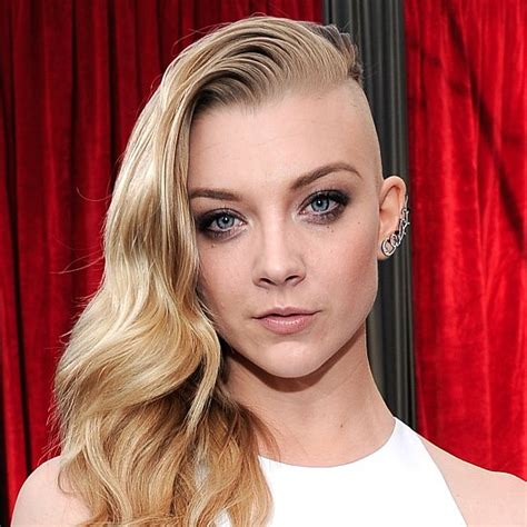 natalie dormer makeup natalie dormer s hair and makeup at sag awards 2014