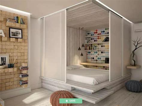como dividir los espacios de tu departamento de una habitacion