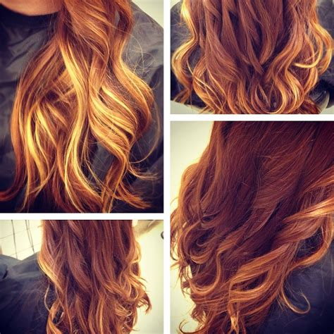 red and blonde ombre pictures 49 best images about love me some red blonde ombre on