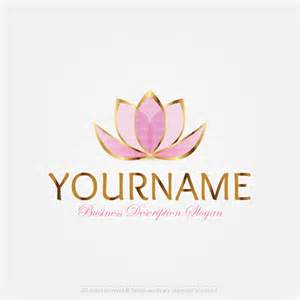 Lotus Flower Logos Create A Logo Template Lotus Flower Logo