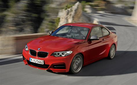 bmw 2 series coupe review business car manager