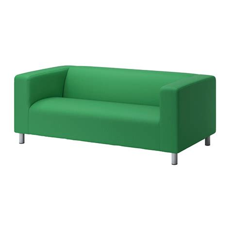 Green Loveseats klippan loveseat vissle green ikea