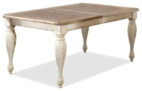 Coventry Dining Table Coventry Two Tone Rectangular Dining Table Dining Tables By Shopladder