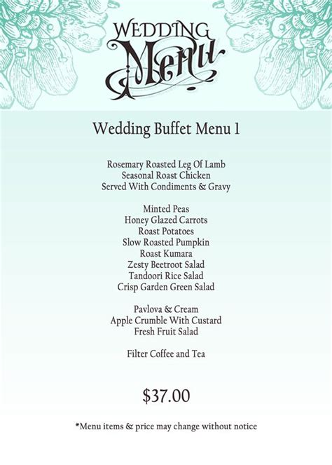 Wedding Menu Ideas Buffet Www Imgkid Com The Image Kid Cheap Wedding Buffet Menu Ideas
