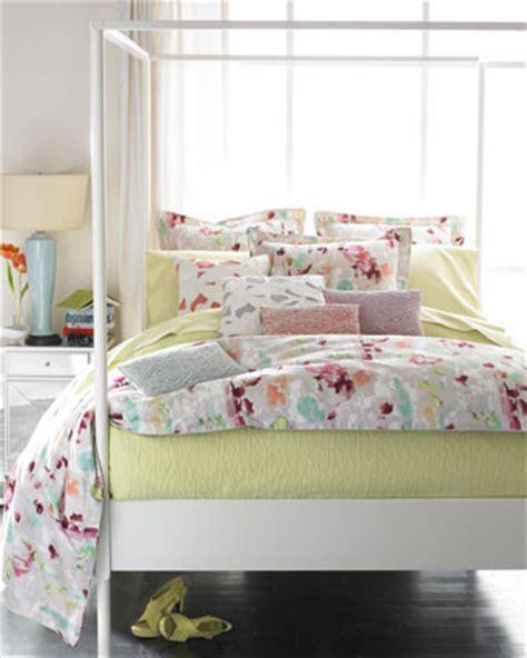 dvf bedding diane von furstenberg rainbow garden bed linens king duvet