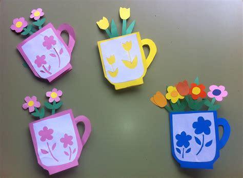 tarjetas en forma de taza manualidades reciclables moldes de tazas para tarjetas imagui
