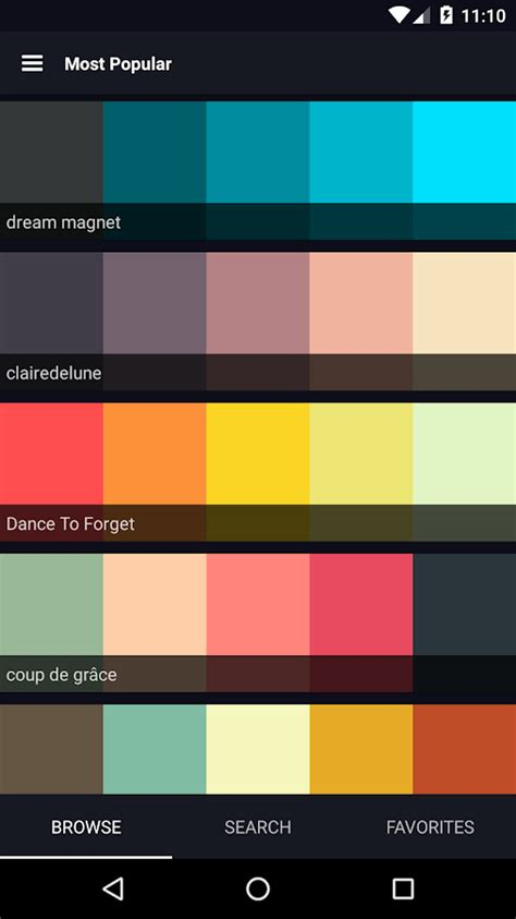 color pal android apps on play
