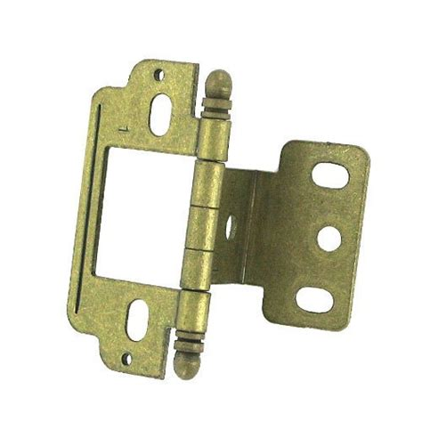amerock full inset cabinet hinges amerock decorative cabinet and bath hardware pk3180tbbb