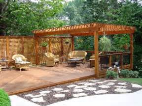 How To Level Ground For Patio by 25 Best Ideas About Ground Level Deck On Pinterest