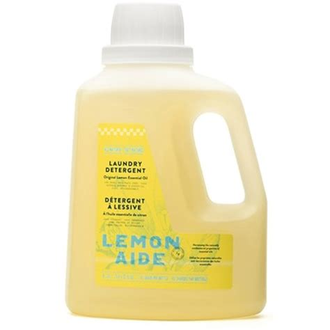 buy lemon aide lemon laundry detergent at well ca free shipping 35 in canada
