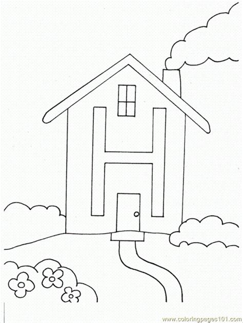free coloring pages letter h coloring pages r case letter h coloring page architecture