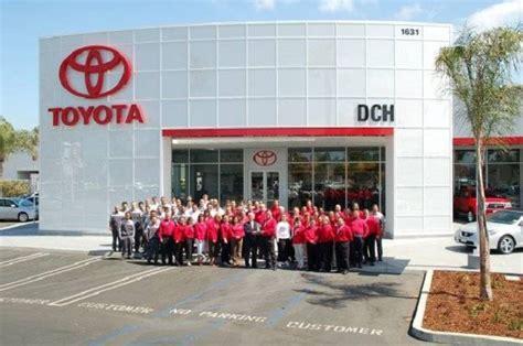 Toyota Dch Dch Toyota Of Oxnard Toyota Scion Service Center
