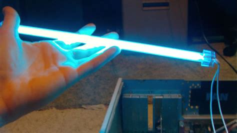 Logisys Clk12bl 12 Quot Cold Cathode Kit Unboxing Blue Youtube