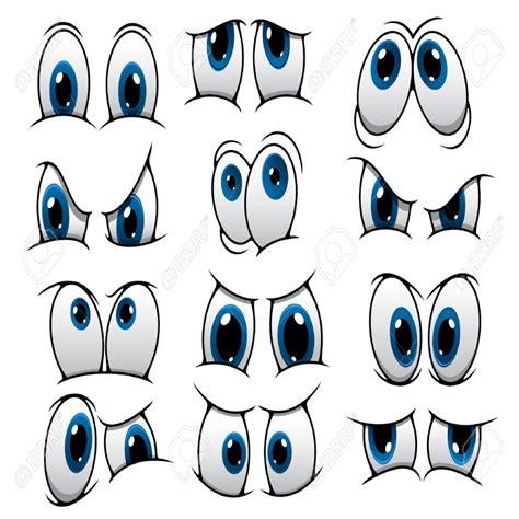 imagenes para colorear de ojos ojos caricatura im繝筍genes de archivo vectores ojos