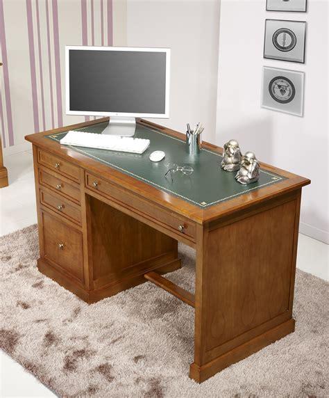 bureau louis philippe merisier bureau 5 tiroirs ne en merisier de style louis philippe