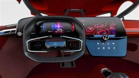 renault trezor interior renault trezor 32 transportation interior