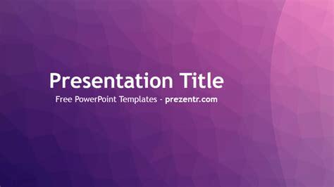 Free Purple Pink Powerpoint Template Prezentr Ppt Templates Free Purple Direction Powerpoint