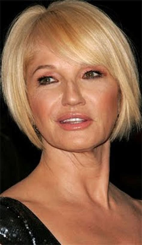 no bang hairstyles for older women bangs or no bangs for older women perfect womens