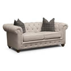 modern furniture madeline upholstery apartment sofa value