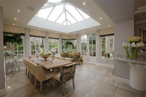 Open Plan Kitchen Diner Designs kitchen amp orangery interior design amp build projects