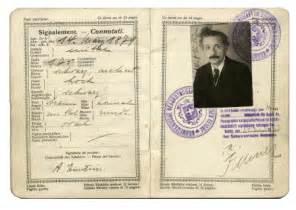 Verschiedenes Zu Albert Einstein