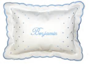personalized baby pillow personalized baby pillows