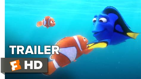 watch finding dory 2016 full hd movie trailer finding dory official trailer 1 2016 ellen degeneres michael sheen animated movie hd youtube