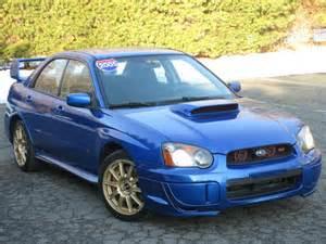 2005 Subaru Impreza Wrx Sedan Subaru Impreza Sedan For Sale P1