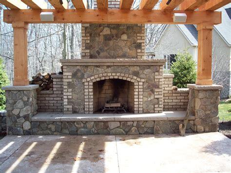 outdoor fireplace designs brick outdoor fireplace design fireplace design ideas