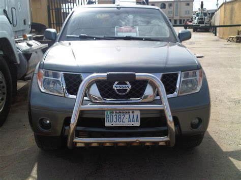 07 Nissan Pathfinder by 07 Nissan Pathfinder Leather Formica 3rows Best Price