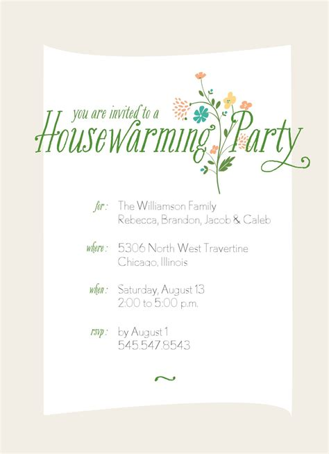 printable housewarming worksheets housewarming party ideas lovetoknow party invitations ideas