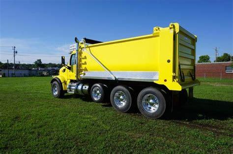 peterbilt dump truck peterbilt 567 dump trucks for sale used trucks on