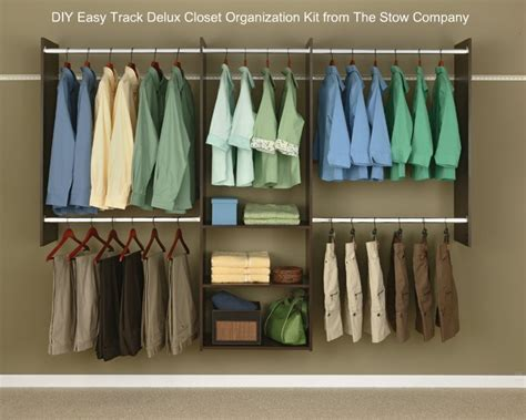 Easy Track Closet Organizer by Cleaning Challenge Giveaway The Home Office Edition