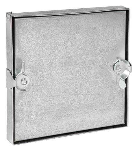 Access Panel Door by Notched Lock Access Door Model 65 Cad Lloyd Industries