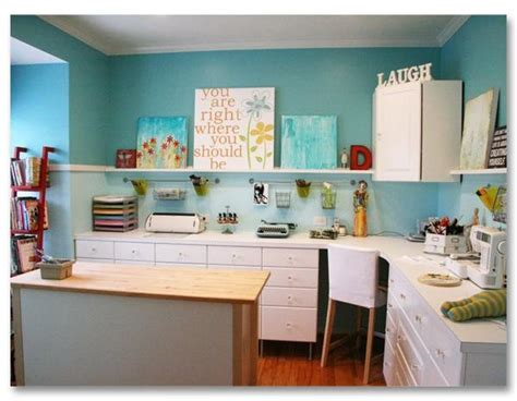 white craft room furniture work space home office other