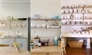 Design Sponge Kitchen Cocinas Con Estantes Abiertos