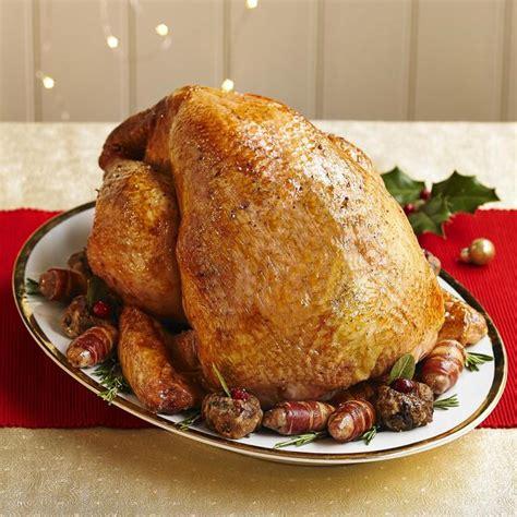 Frozen Turkey Shelf by Morrisons Morrisons Frozen Basted Turkey